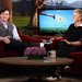 chris colfer with ellen