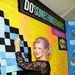 Kelly-osbourne-writes-messages-of-positivity-on-the-post-it-brand-wall-in-support-of-dosomething