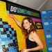 Michelle-monaghan-writes-messages-of-positivity-on-the-post-it-brand-wall-in-support-of-dosomething