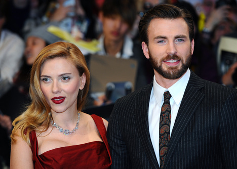 Captain America: Winter Soldier' London Premiere - Extra Photo