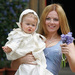 Bluebell Madonna and mom, Spice Girl Geri Halliwell