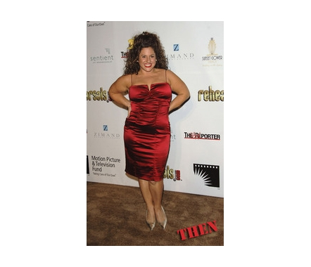Marissa Jaret Winokur before Dancing With The Stars in 2008 .