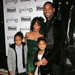 Will Smith, Jada Pinkett Smith, Jaden and Willow