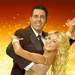Adam Carolla & Julianne Hough