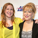 Mom Bette Midler (60's) and daughter Sophie (21)