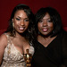 Jennifer Hudson with Mom Darnell