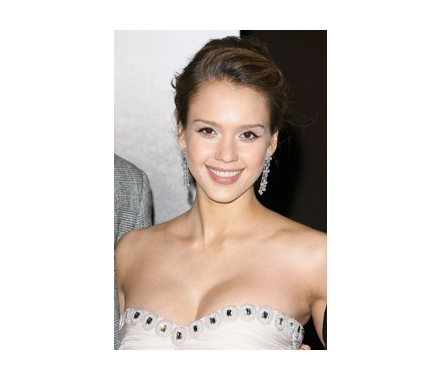 Best Feature Actress Nominee Jessica Alba