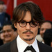 Best Feature Actor Nominee Johnny Depp