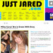 Miley Cyrus on Just Jared.com