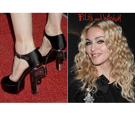 Does Madge want to kill someone? Return to Celebrity Style Sinners
