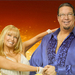 Kym Johnson & Penn Jillette