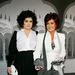 Mom Sharon Osbourne (50's)  and daughter Kelly (23)