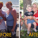 Stephanie Tow lost 54 pounds. How she did it: Family suppor Return to Moms Transform Weight and Lives