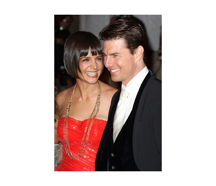 tom cruise and katie holmes. Tom Cruise and Katie Holmes