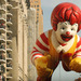 McDonald's finally decided to stop sponsoring Happy Meals as rewards for children with good grades when parents complained about the nutritional value of the food.