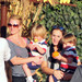 Britney and her sons Jayden James and Sean Preston.
