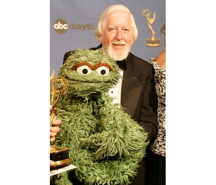 "The voice of Oscar the Grouch from ""Sesame Street""."