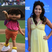 The voice of Dora from &quot;Dora the Explorer&quot;.