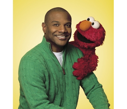 The voice of Elmo from &quot;Sesame Street&quot;.