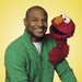 "The voice of Elmo from ""Sesame Street""."