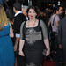 Author Stephenie Meyer arrives at the Los Angeles premiere of Summit Entertainment's 'The Twilight Saga: New Moon' at Mann Westwood on November 16, 2009 in Westwood, California.