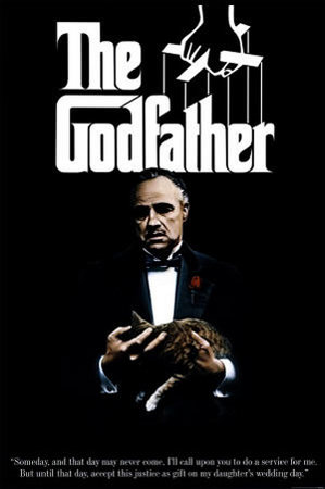 articles about the godfather movie