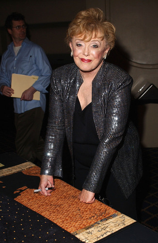 Rue McClanahan on law and order